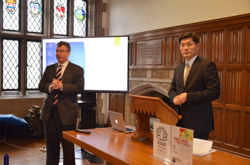 Lecture 1 Korea Consul General 4-7-2017